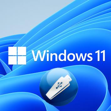 Créer une clé USB bootable Windows 11 en 2 minutes